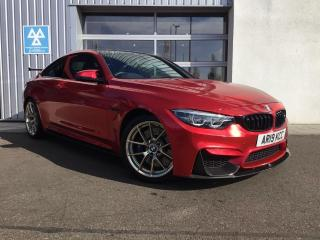 BMW M4 M4 2dr DCT Coupe 2019, 360 miles, £52988