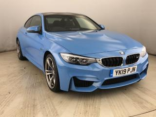 BMW M4 M4 Coupe 2019, 7675 miles, £41999