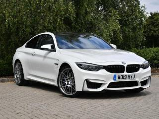 BMW M4 M4 Coupe Competition Package 2019, 1200 miles, £48999