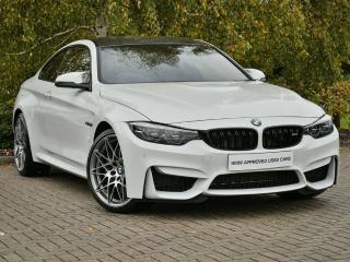 BMW M4 M4 Coupe Competition Package 2019, 99 miles, £57800