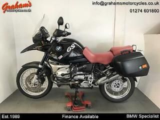 BMW R1150GS Non ABS, Low Mileage, Very Good Condition With Luggage