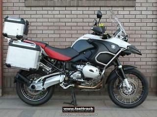 BMW R 1200 ADVENTURE WHITE NATIONWIDE DELIVERY