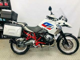 BMW R 1200 GS ABS RALLYE. 1 OWNER, FULL SERVICE HISTORY !