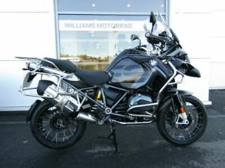 BMW R 1200 GS Adventure Triple Black TE