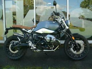 BMW R nine T scrambler sport, HEATED GRIPS, ABS