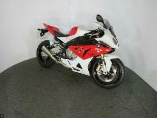 BMW S1000 RR Sport 2012 with 26,510 miles