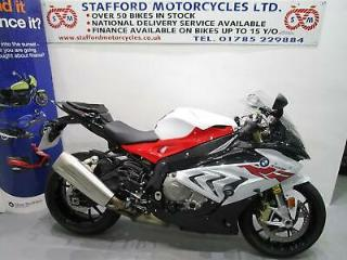 BMW S1000 RR. TOP SPEC BIKE. STAFFORD MOTORCYCLES LIMITED
