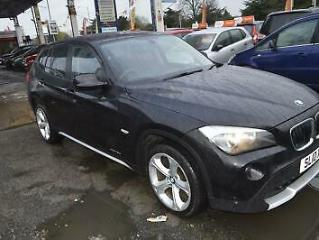 BMW X1 2.0TD sDrive18d SE 2010 ONE OWNER
