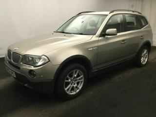 BMW X3 2.5 cc SI SE STEP Stationwagon AUTO MOT APRIL SERVICE HISTORY DRIVES