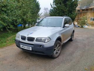 BMW X3 SE, 2005 2.5i Auto, Excellent condition with Leather & Low Miles