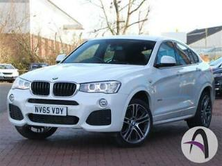 Bmw X4 xDrive 20d 2.0 M Sport 5dr Plus Pack ProMed