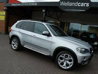 BMW X5 3.0TD AUTOMATIC SPORT PK 7 SEATS 4WD SUV, I DRIVE, NAV, # NOW SOLD #