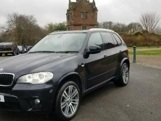BMW X5 M SPORT 2011 7 SEATER, WITH PANORAMIC ROOF, TEL 07506027527