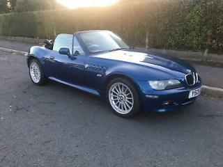 BMW Z3 1.8 2001 Convertible Roadster 79K Miles Lovely Condition Throughout