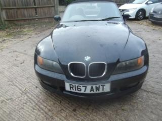 BMW Z3 1.9 1998 project plus huge amount of Z3 parts. Z3 Business Opportunity!