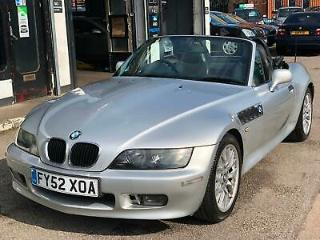 BMW Z3 2.2i 2002MY Sport Roadster