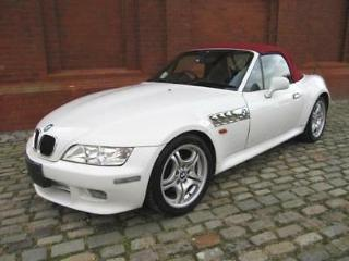 BMW Z3 IMPORTED ROADSTER CONVERTIBLE 2.0 AUTOMATIC * ONLY 58408 MILES