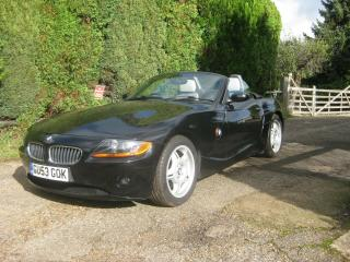 BMW Z4 2003 2.5 6 CYLINDER MANUAL WITH SERVICE HISTORY