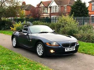 BMW Z4 2.5 i Roadster Convertible Automatic SMG