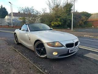 BMW Z4 3.0 auto 2003MY Roadster