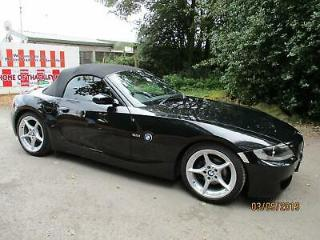 BMW Z4 Roadster Ed Sport PETROL MANUAL 2009/58