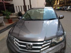 Brown 2013 Honda City 1.5 S AT 46800 kms driven in J.P. Nagar