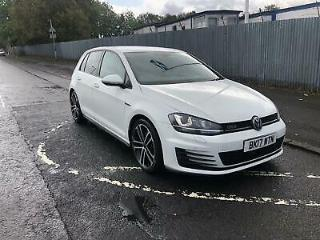 CAT D Volkswagen Golf GTD,GSD,AUTO,LIGHT DAMAGE,FSH,LOADED WITH EXTRAS
