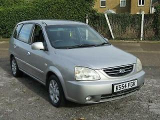 CHEAP CARS*Kia Carens 2.0CRDi LX AUTOMATIC*89,000 MILES*TO CLEAR
