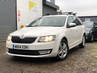 CHOICE OF 8. 2014 2015 2016 SKODA OCTAVIAS 1600 TDI ESTATES ALL 1 OWNERS £0 TAX