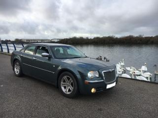 CHRYSLER 300C 3.0 CRD TURBO DIESEL AUTOMATIC HEATED LEATHER LOW MILEAGE FSH