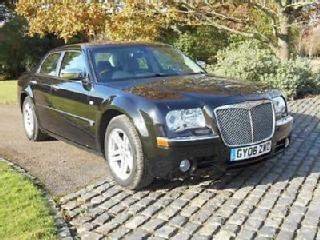 Chrysler 300C 3.0CRD V6 Diesel Automatic ONLY ONE OWNER & 18,000mls