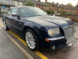 Chrysler 300C CRD RHD 4 Door DIESEL AUTOMATIC 2006/06