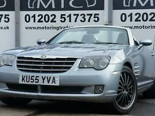 Chrysler Crossfire 3.2 Auto Roadster Cabriolet 2005