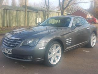 Chrysler Crossfire 3.2 Automatic Petrol 2door Coupe 2006MY Genuine 66000miles