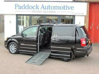 Chrysler Grand Voyager 2.8 Auto Drive FromUp Front Wheelchair Adapted Vehicle