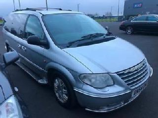 CHRYSLER GRAND VOYAGER 2.8 CRD AUTOMATIC DIESEL 7 SEATER