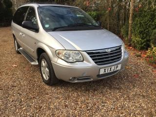 Chrysler Grand Voyager 2.8 EXEC XS Stow and Go