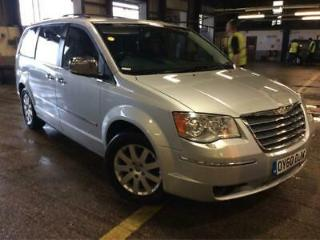 Chrysler Grand Voyager 2.8CRD auto 2010MY Limited TOP OF THE RANGE, LOW TAX
