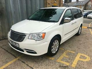 Chrysler Grand Voyager 2.8CRD auto 2011MY Limited FULLY LOADED ONLY 45,000 MILES
