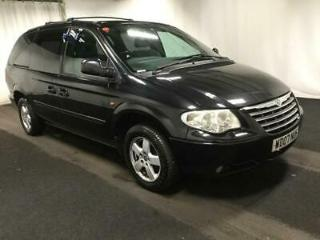 Chrysler Grand Voyager 2.8CRD auto Executive LOW MILEAGE LADY OWNER