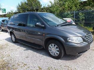 Chrysler Grand Voyager 2.8CRD auto Limited XS TOP OF THE RANGE