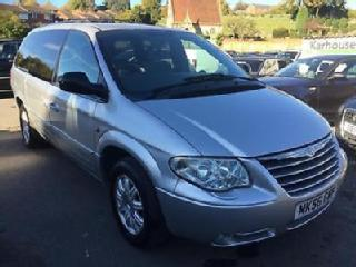 Chrysler Grand Voyager 3.3 Limited XS 2006 56