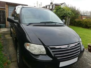 Chrysler Grand Voyager Automatic LX CRO Wheelchair Accessible Vehicle WAV