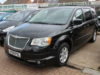 Chrysler Grand Voyager Crd 25th Anniversary DIESEL AUTOMATIC 2009/09