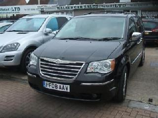 Chrysler Grand Voyager Crd Limited DIESEL AUTOMATIC 2008/08