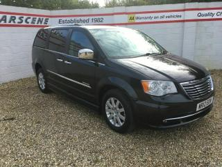 Chrysler Grand Voyager CRD LTD Wheelchair Accessible Vehicle