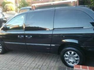 Chrysler Grand Voyager Limited 3.3l petrol *SMOOTH OPERATOR* MECHANICALLY #1