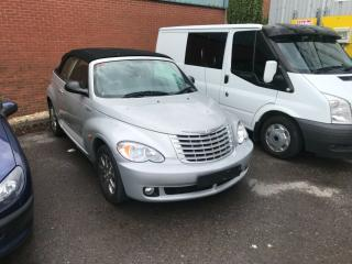 Chrysler pt cruiser cabriolet 2007 58,000 miles auto on Spanish plates cheap