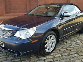 CHRYSLER SEBRING LIMITED 2.7 V6 AUTOMATIC SOFT TOP CONVERTIBLE * LOW MILEAGE