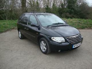 Chrysler Voyager 2.8CRD Auto Executive 2008 / 08 @ MCD Cars